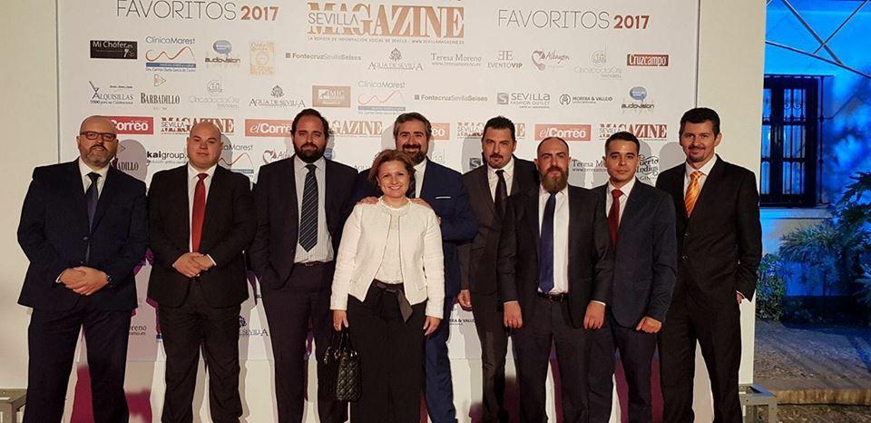 conductores profesionales en Sevilla